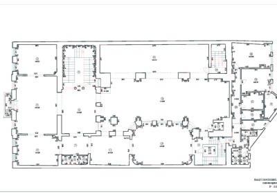 Dundjerski palata 3-nacrt prvi sprat_p1