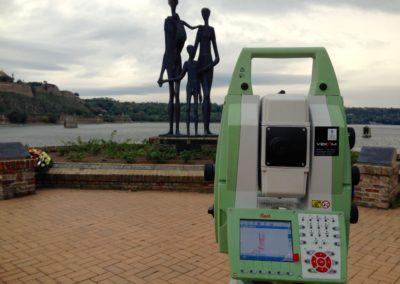 Spomenik žrtvama racije, Novi Sad