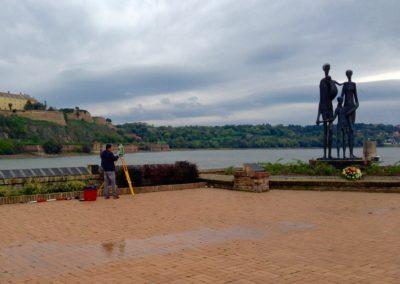 Foto2 Spomenik zrtvama racije