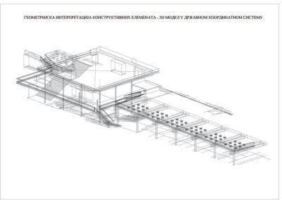 Geometrijska-interpretacija-konstruktivnih-elemenata-Zeleni-Venac---Gradjevinsko-preduzece-B-grad-Invest