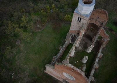 Srednjovekovna crkva Arača