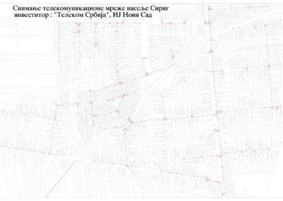 Snimanje telekomunikacione mreže