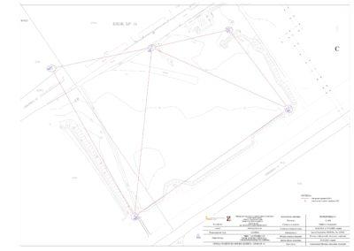 Geometrijski nivelman – plan opažanja